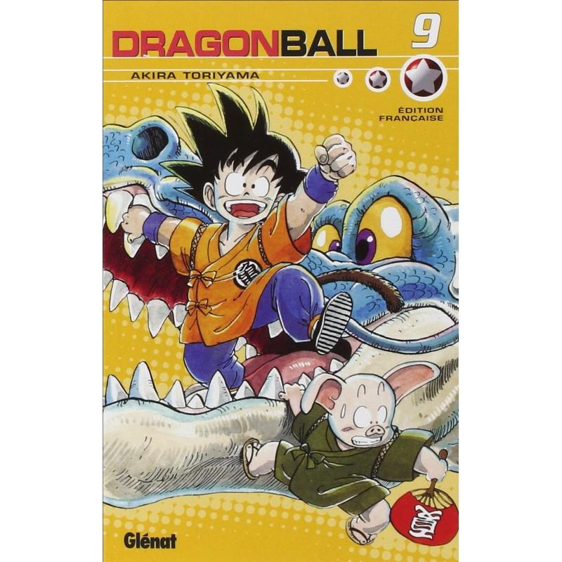 DRAGON BALL DOUBLE 09 - Manga au prix de 9,60€