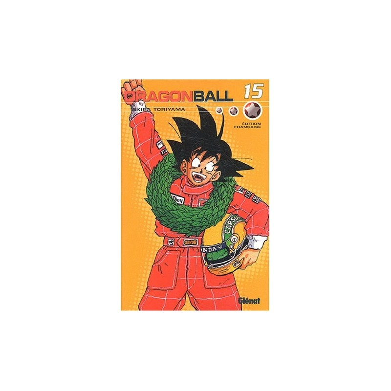 DRAGON BALL DOUBLE 15 - Manga au prix de 9,60€
