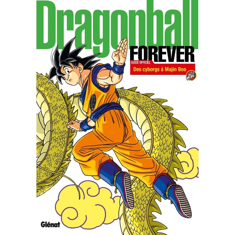 DRAGON BALL FOREVER - Manga au prix de 10,75€