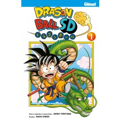 DRAGON BALL SD 01 - Manga au prix de 7,60€