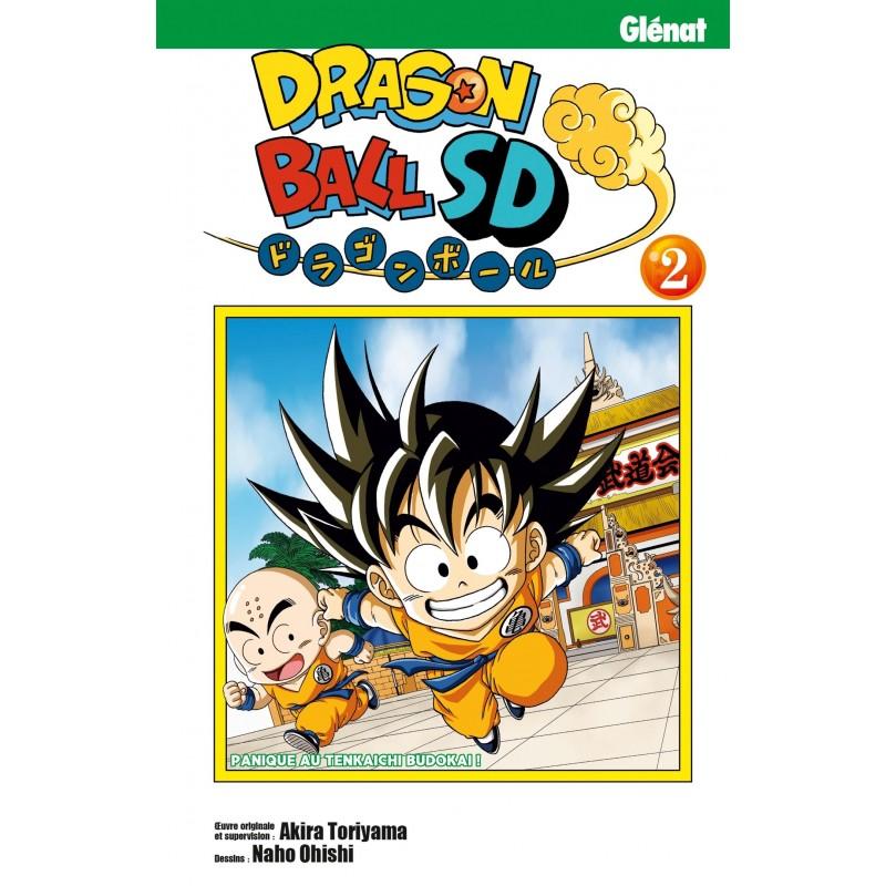 DRAGON BALL SD 02 - Manga au prix de 7,60€