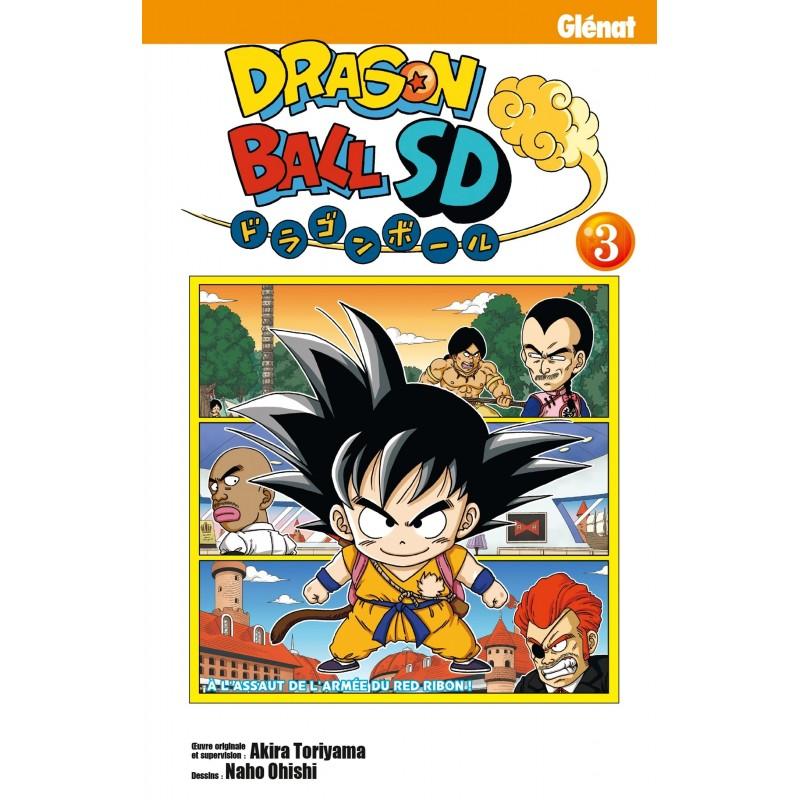DRAGON BALL SD 03 - Manga au prix de 7,60€