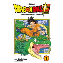 DRAGON BALL SUPER 01 - Manga au prix de 6,90 €