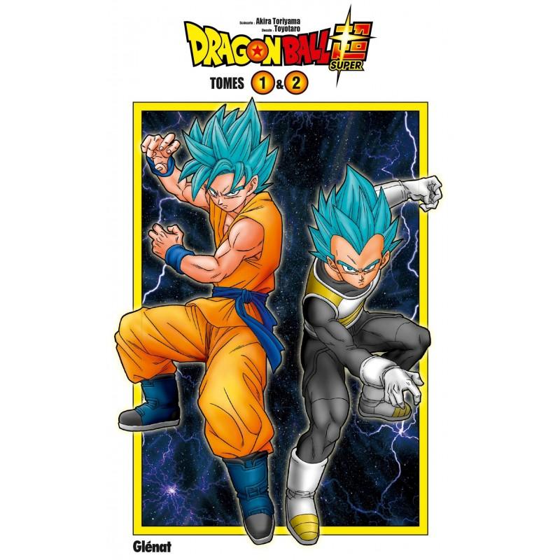 DRAGON BALL SUPER 01 ET 02 - Manga au prix de 13,80€