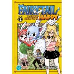 FAIRY TAIL LA GRANDE AVENTURE DE HAPPY T02 - Manga au prix de 6,95€