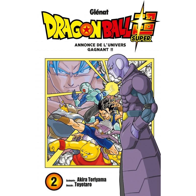 DRAGON BALL SUPER 02 - Manga au prix de 6,90€