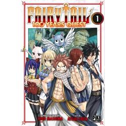 FAIRY TAIL 100 YEARS QUEST T01 - Manga au prix de 6,95€