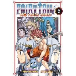 FAIRY TAIL 100 YEARS QUEST T02 - Manga au prix de 6,95€