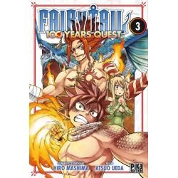 FAIRY TAIL 100 YEARS QUEST T03 - Manga au prix de 6,95€