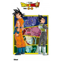 DRAGON BALL SUPER 03 ET 04 - Manga au prix de 13,80 €