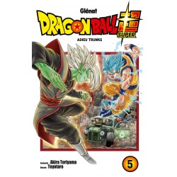 DRAGON BALL SUPER 05 - Manga au prix de 6,90€