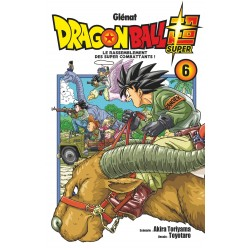 DRAGON BALL SUPER 06 - Manga au prix de 6,90 €