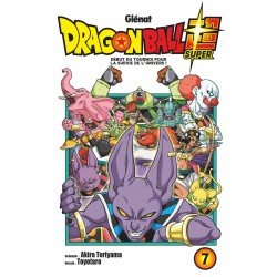 DRAGON BALL SUPER 07 - Manga au prix de 6,90 €
