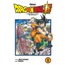 DRAGON BALL SUPER 08 - Manga au prix de 6,90 €