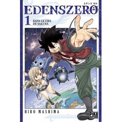 EDENS ZERO T01 DANS LE CIEL DE SAKURA - Manga au prix de 6,95€