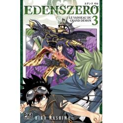 EDENS ZERO T03 LE VAISSEAU DU GRAND DEMON - Manga au prix de 6,95€