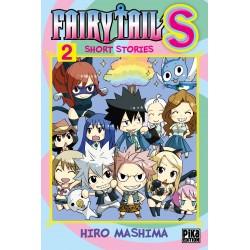 FAIRY TAIL SHORT STORY T02 - Manga au prix de 6,95€