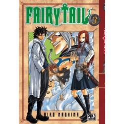 FAIRY TAIL T03 - Manga au prix de 3,00€