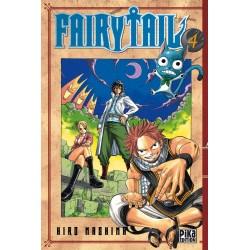 FAIRY TAIL T04 - Manga au prix de 3,00€