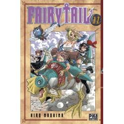 FAIRY TAIL T11 - Manga au prix de 6,95€