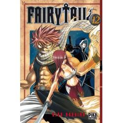 FAIRY TAIL T12 - Manga au prix de 6,95€