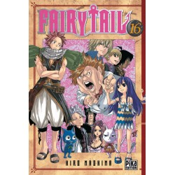 FAIRY TAIL T16 - Manga au prix de 6,95€