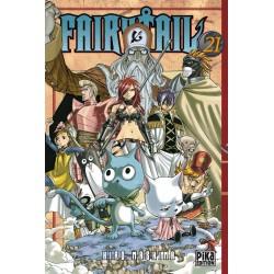 FAIRY TAIL T21 - Manga au prix de 6,95€