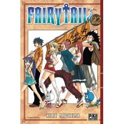 FAIRY TAIL T22 - Manga au prix de 6,95€