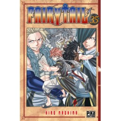 FAIRY TAIL T35 - Manga au prix de 6,95€