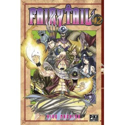 FAIRY TAIL T42 - Manga au prix de 6,95€