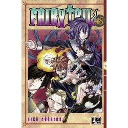 FAIRY TAIL T48 - Manga au prix de 6,95€
