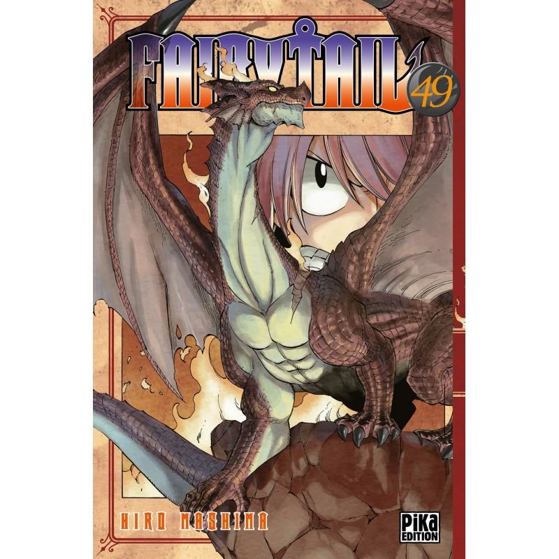 FAIRY TAIL T49 - Manga au prix de 6,95€