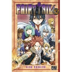 FAIRY TAIL T52 - Manga au prix de 6,95€