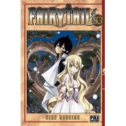 FAIRY TAIL T53 - Manga au prix de 6,95€