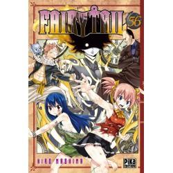 FAIRY TAIL T56 - Manga au prix de 6,95€