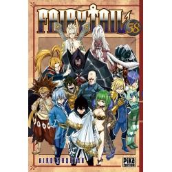 FAIRY TAIL T58 - Manga au prix de 6,95€