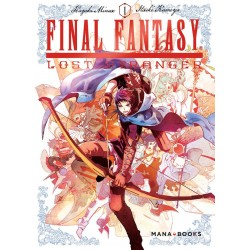 FINAL FANTASY LOST STRANGER 01 - Manga au prix de 7,90€