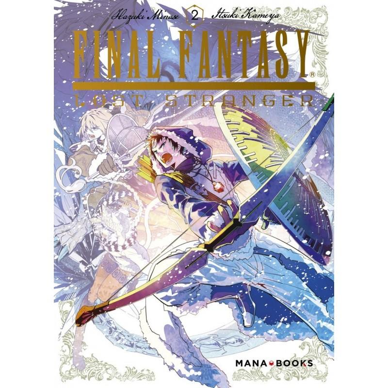 FINAL FANTASY LOST STRANGER 02 - Manga au prix de 7,90€