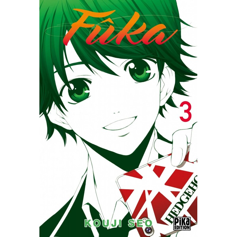 FUKA T03 - Manga au prix de 6,95€