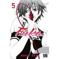 FUKA T05 - Manga au prix de 6,95€