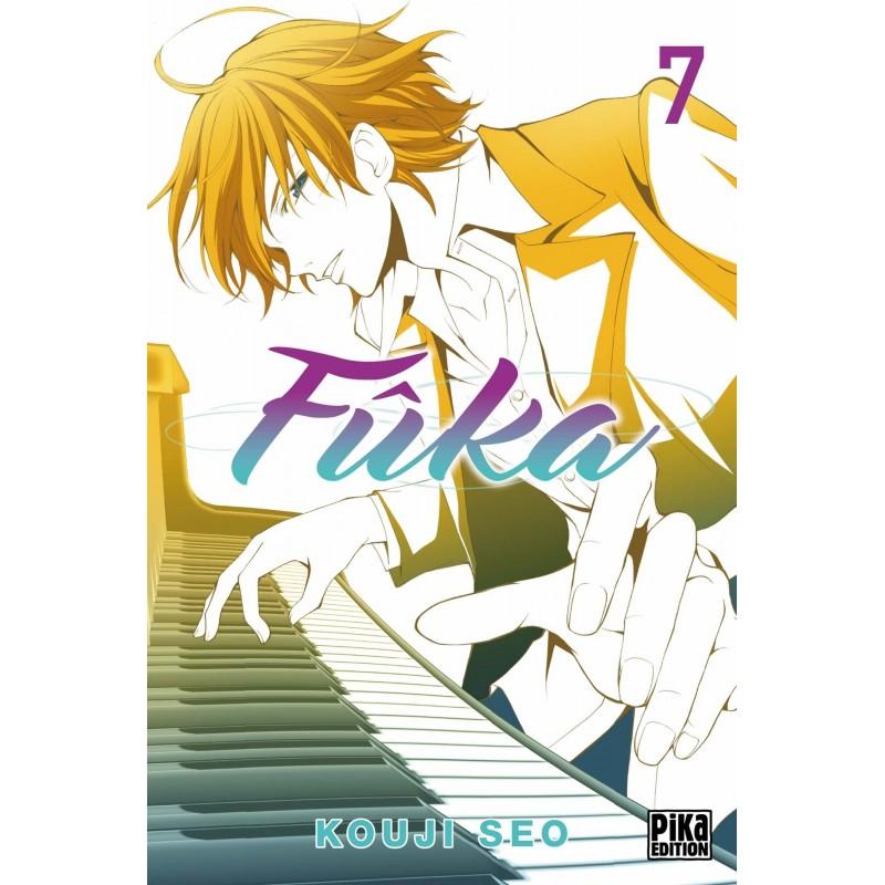 FUKA T07 - Manga au prix de 6,95€
