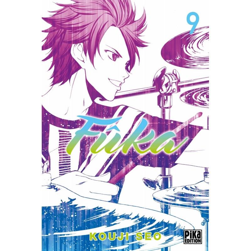 FUKA T09 - Manga au prix de 6,95€