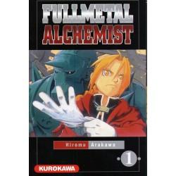 FULLMETAL ALCHEMIST T01 - Manga au prix de 6,60€