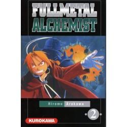 FULLMETAL ALCHEMIST T02 - Manga au prix de 6,60€