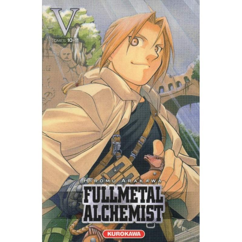 FULLMETAL ACHEMIST T10 T11 - Manga au prix de 10,00€