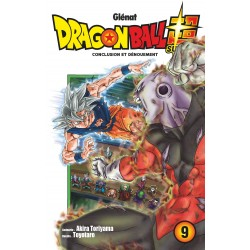 DRAGON BALL SUPER T9 - Manga au prix de 6,90€