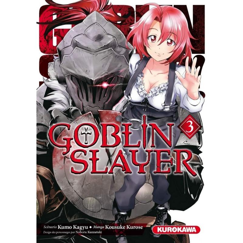 GOBLIN SLAYER T03 - Manga au prix de 7,65€