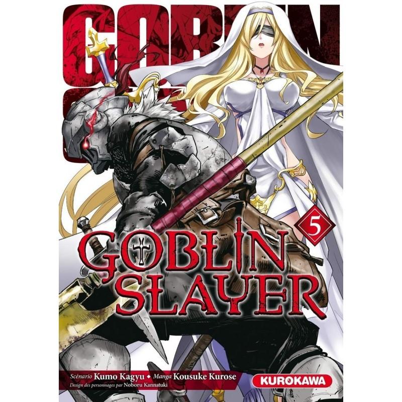GOBLIN SLAYER T05 - Manga au prix de 7,65€