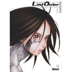 GUNNM LAST ORDER T01 - Manga au prix de 9,60€