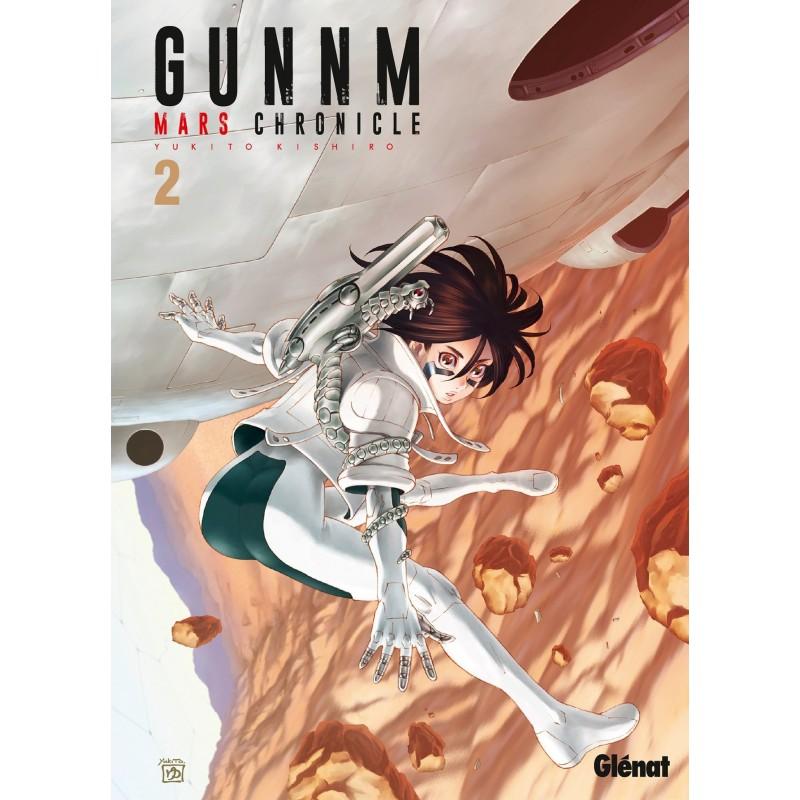 GUNNM MARS CHRONICLE T02 - Manga au prix de 7,60€